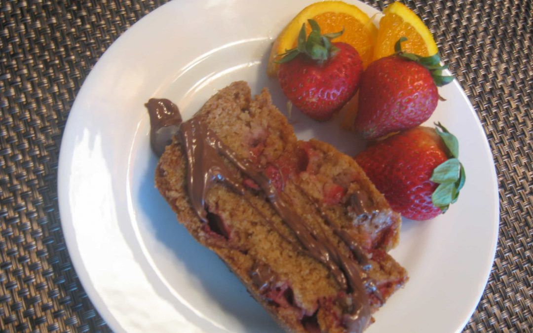 Strawberry-Orange Bread