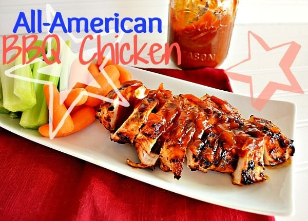All-American Barbeque Chicken