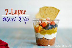 Individual 7-layer Mexi-Dip