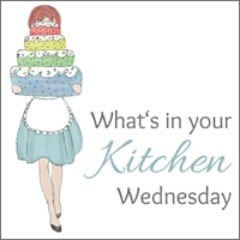 What's In Your Kitchen Wednesday {and #BloggersforSandyHook}