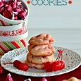 Cherry Cordial Cookies