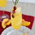 Peach Bellini Party Punch