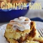 Quick Cinnamon Buns