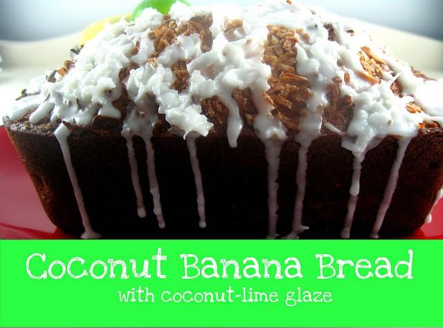 Coconut Banana Bread