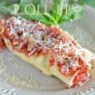 Manicotti Roll Ups