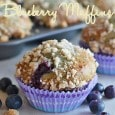Guilt-Free Blueberry Muffins