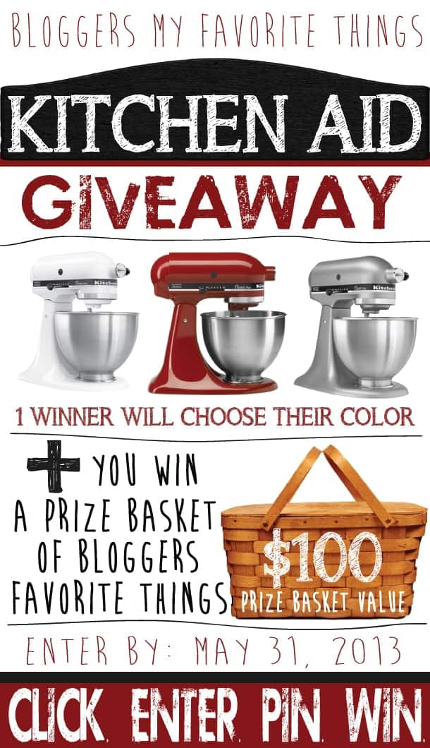 Giveaway kitchen