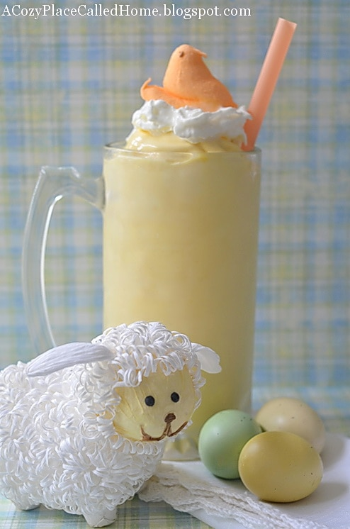 Orange Creamsicle Milkshake- Lamb 3
