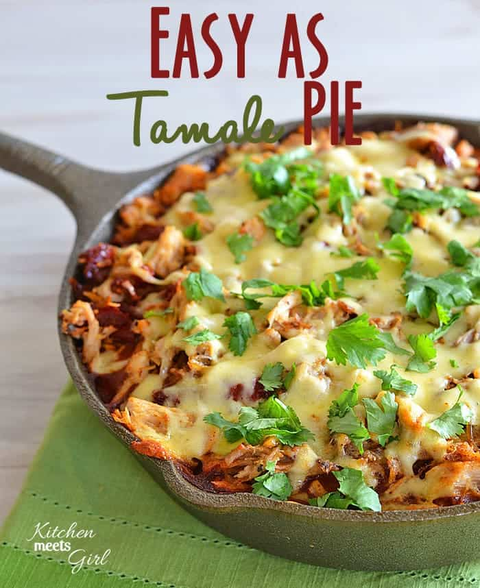 Easy as Tamale Pie