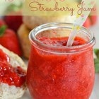 15-Minute Strawberry Jam