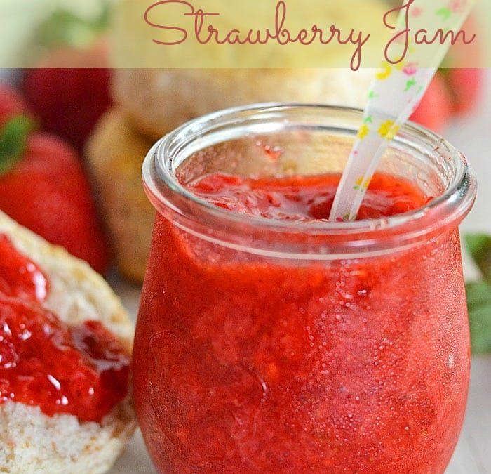 15-Minute Strawberry Jam