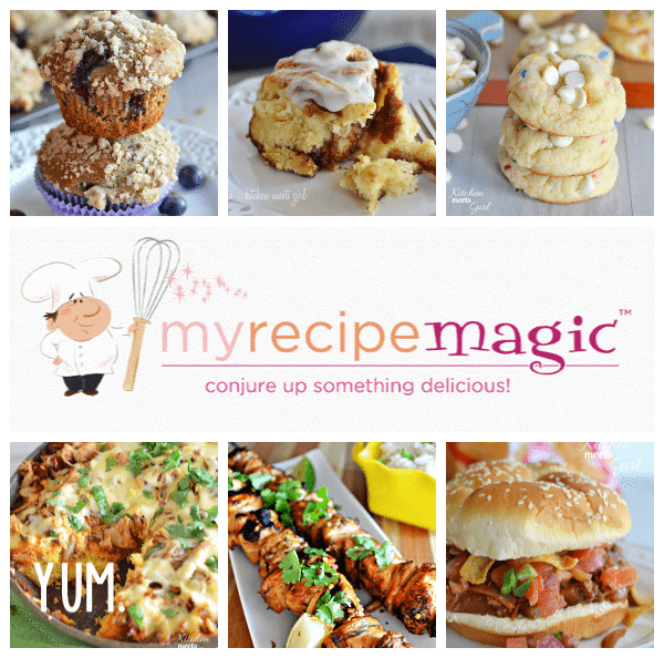 My Recipe Magic