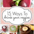 15 Ways to Drink Your Veggies