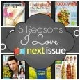 Five Reasons I Love Next Issue