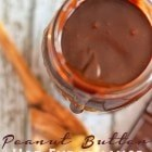 Peanut Butter Hot Fudge Sauce