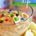 Fluffy Peanut Butter Dip