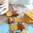 Nutella-Dipped Grahams
