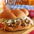 Asian Chicken Sandwiches
