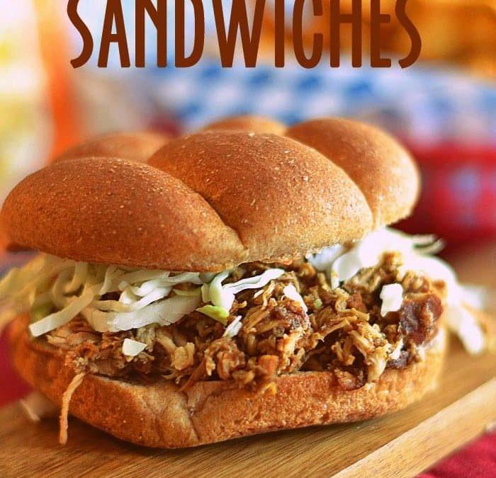 Asian Chicken Sandwiches