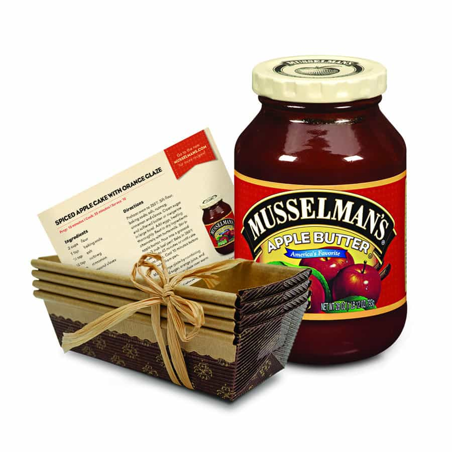 Musselman's Apple Butter_Reader Giveaway