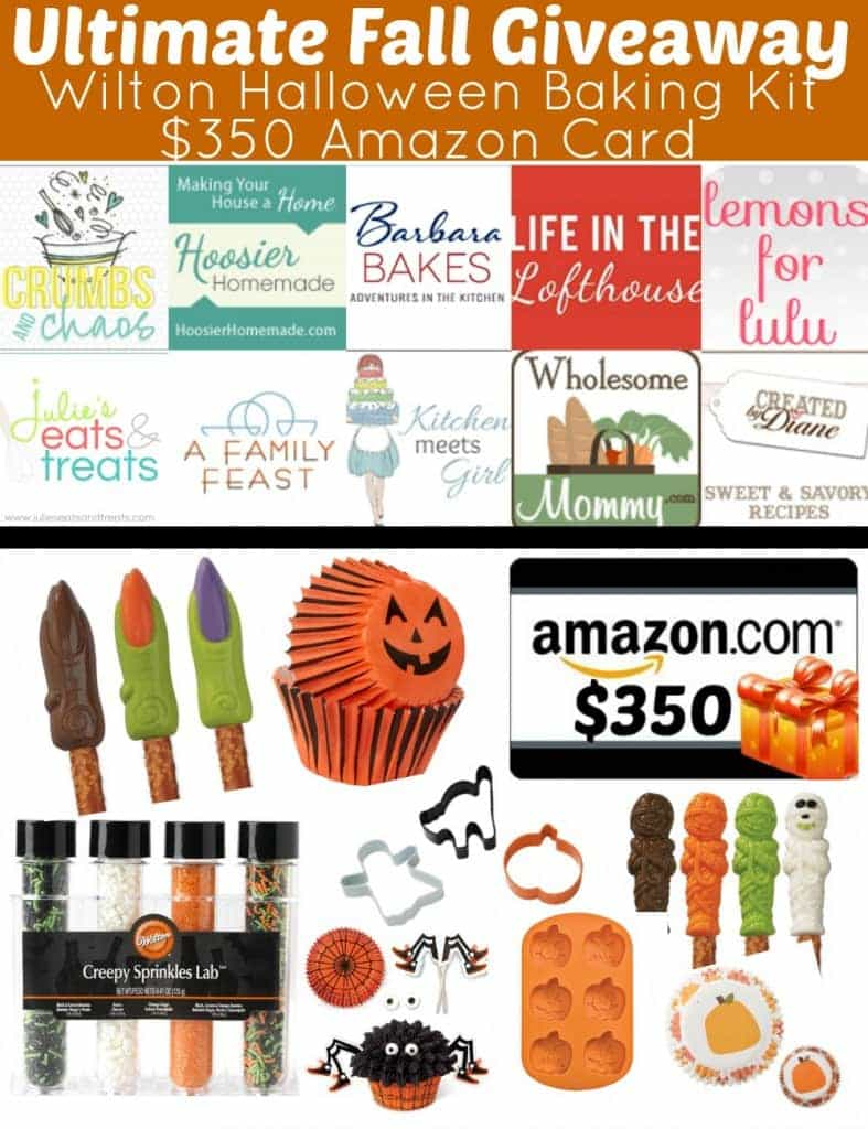 Ultimate Fall Giveaway