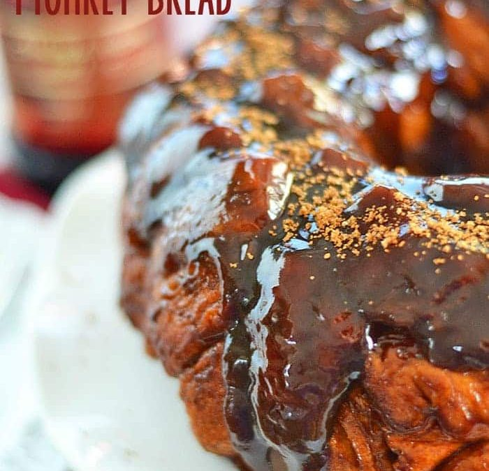 Cinnamon-Spiced Monkey Bread