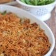 The Ultimate Green Bean Casserole