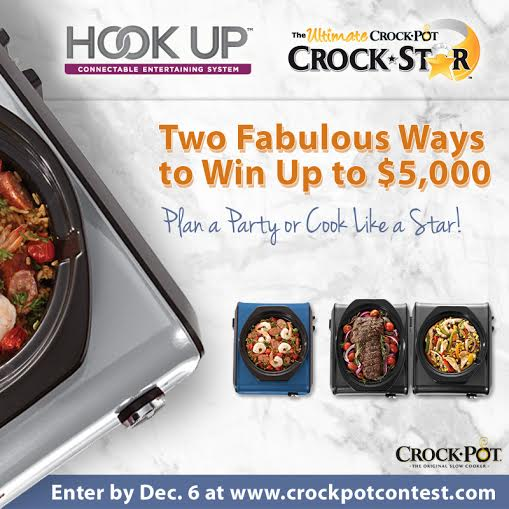 crock pot contest