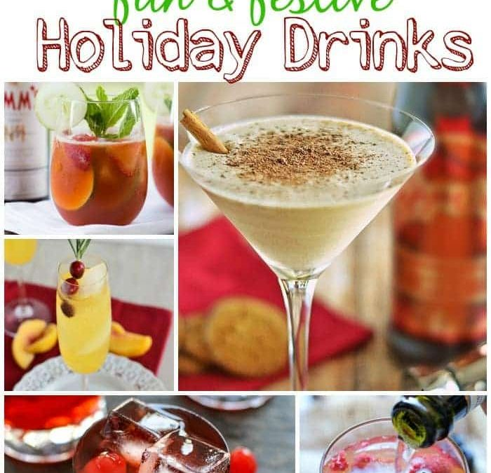 75+ Fun and Festive Holiday Drinks