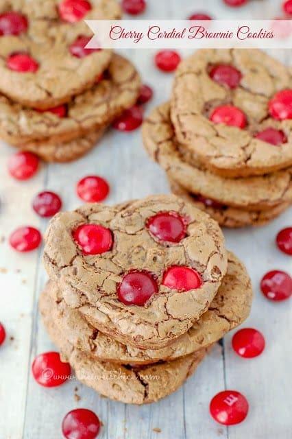 Cherry-Cordial_Brownie-Cookies