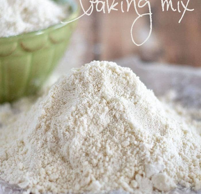 Homemade Baking Mix