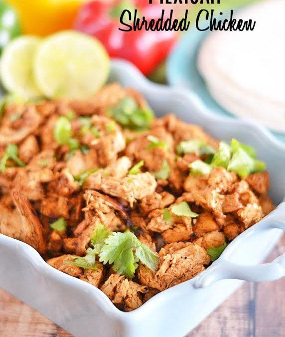 Mexican Shredded Chicken