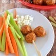 Slow Cooker Buffalo Meatballs