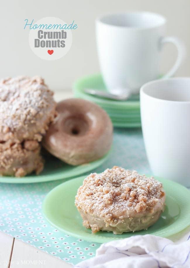 crumb donuts