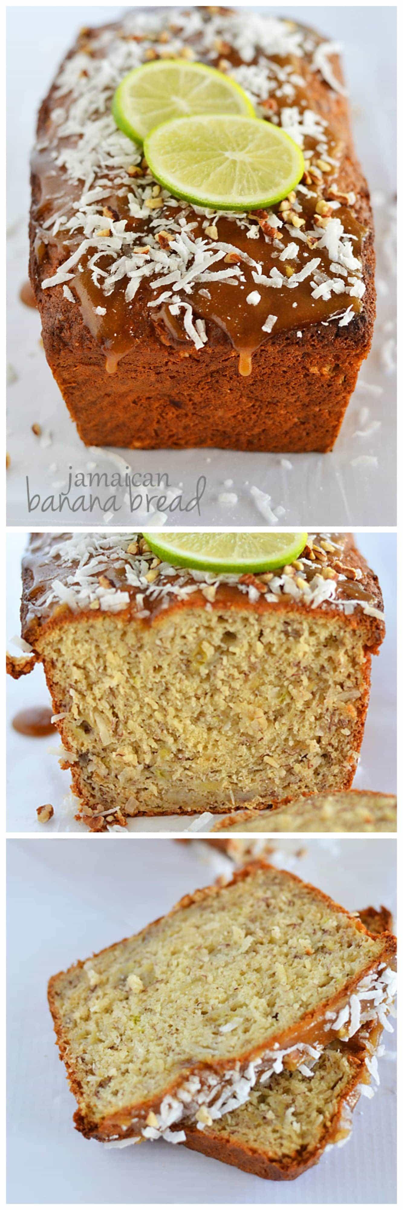 Easy jamaican banana cake recipe delicious jamaican banana bread banana bread recipe bbc food forumfinder Choice Image