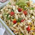 Creamy Cilantro-Lime Pasta Salad
