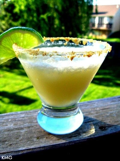 Key Lime Pie Margaritas