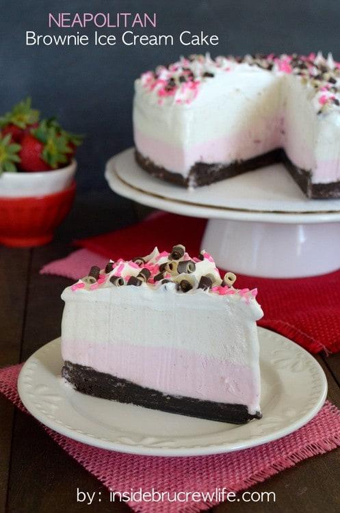 Neapolitan-Brownie-Ice-Cream-Cake-title