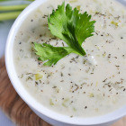 Homemade Condensed Cream of Celery Soup