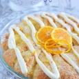 Easy Orange Coffee Cake