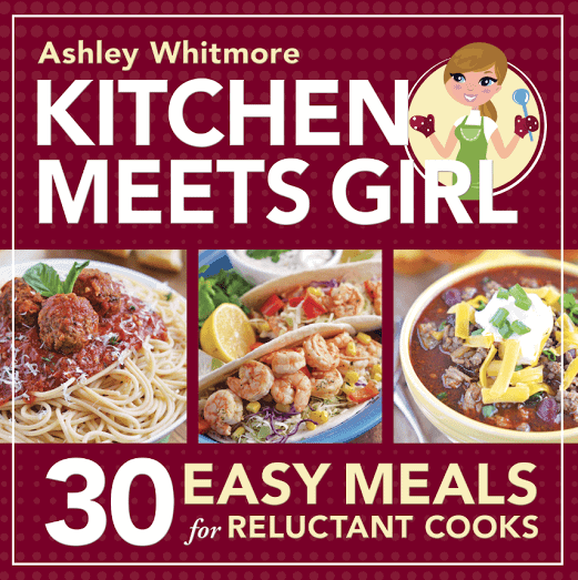 Huge Announcement – My Cookbook is Available!