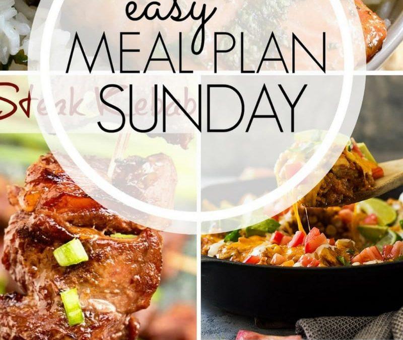 Cajun Chicken – Easy Meal Plan Sunday {Week 2}