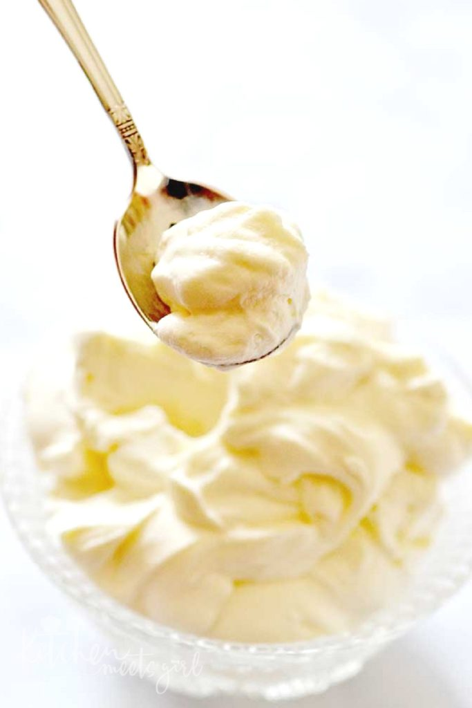 Have you ever wondered how to make homemade Cool Whip? Whether you don't eatstore-bought for nutrition reasons or because it's not available in your region, this recipe is the perfect substitute!